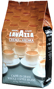 "<span style=""font-weight: bold;"">LAVAZZA CREMA AROMA</span>"