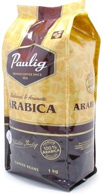 "<span style=""font-weight: bold;"">PAULIG ARABICA </span>"