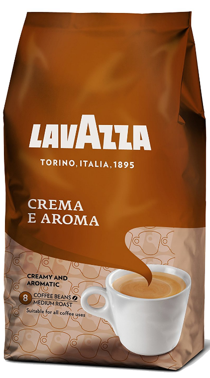 "<span style=""font-weight: bold;"">LAVAZZA CREMA E AROMA</span>&nbsp;"