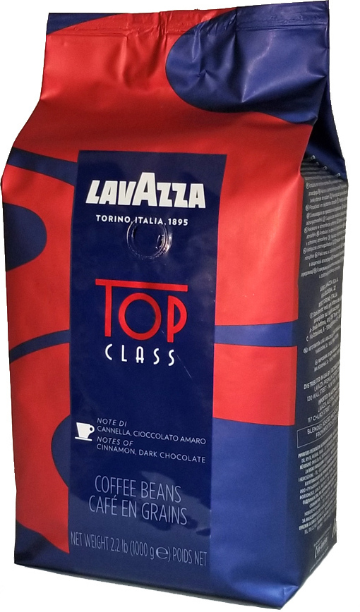 "<span style=""font-weight: bold;"">LAVAZZA TOP CLASS&nbsp;</span>"