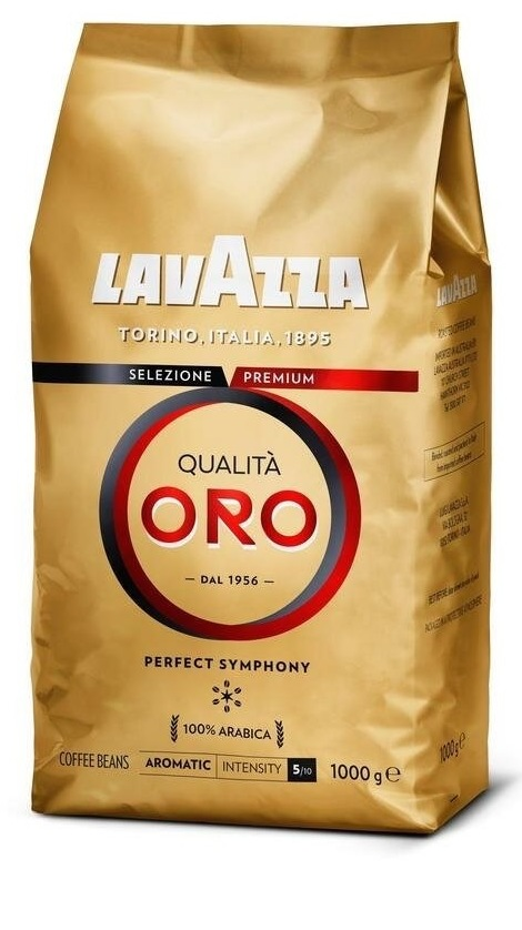 "<span style=""font-weight: bold;"">LAVAZZA QUALITA ORO&nbsp;</span>"