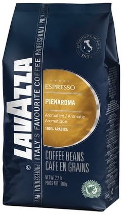"<span style=""font-weight: bold;"">LAVAZZA PIENAROMA&nbsp;</span>"