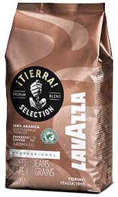 "<span style=""font-weight: bold;"">LAVAZZA TIERRA&nbsp;</span>"