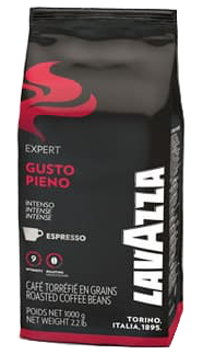 "<span style=""font-weight: bold;"">&nbsp;LAVAZZA GUSTO PIENO&nbsp;</span>"